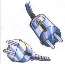 เครื่องใช้ไฟฟ้าที่มีสายดินต้องใช้ปลั๊กไฟที่มีเฉพาะ 3 ขา